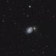 Whirlpool Galaxy,                                Johannes Grimm