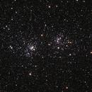 NGC 869 & NGC 884,                                jhawn