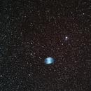 Nébuleuse de l'Haltère (Dumbbell, M27),                                Serge Golovanow