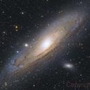 M31 Andromeda Galaxy,                                CoFF
