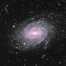 NGC 6744,                                Scott