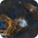 NGC 3324,                                S. Stirling