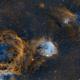 NGC 3324,                                Scott M. Stirling