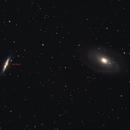 M81 - M82 SN 2014J,                                Jacques