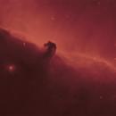 Single image Horsehead nebula,                                ScottyP5947