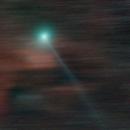 Cometa C/2014 E2 Jacques,                                Elio - fotodistelle.it