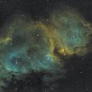 IC 1848 - Nébuleuse de l'âme,                                Nicolas Aguilar (Actarus09)