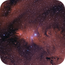 NGC2264_HaOIII,                                Stefano Franzoni