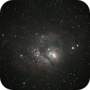 Lagoon Nebula (M8),                                AstroBros