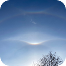 Sun Halo over Berlin,                                Frank Rogin