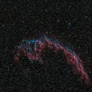 Eastern_Veil_NGC_6995_2020-08-19_420mm,                                Derek Dailey