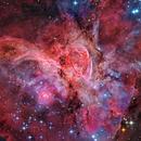 Eta Carinae as seen by HST/ESO,                                  Roberto Colombari