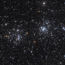 Perseus double clusters - NGC884-869,                                Péter Feltóti