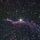 NGC 6960 - Veil Nebula,                                Gustavo Sánchez