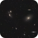 Markarian's Chain of galaxies,                                Andreas Eleftheriou