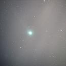 Comet C/2014 Q2 Lovejoy,                                Samuel Müller