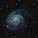 M101 - Pinwheel Galaxie,                                Sebastian Hartmann