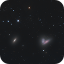NGC4567 Butterfly Galaxy,                                Rich Sornborger