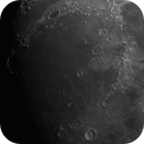 Moon per 2021/02/25 - From Copernicus to Plato - A 2-Panel-Mosaic,                                G400