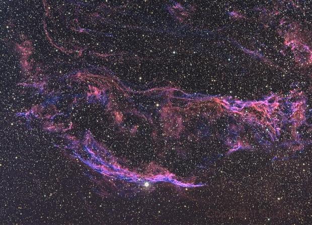NGC 6960 Cirrus,                                Jürgen Kemmerer