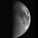 First Quarter Moon-- April 19, 2021F,                                Jim Lafferty