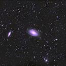 Bode's M81 my 1st true Astrophoto,                                JT