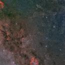Molecular Cloud and Emission Nebula around Cepheus,                                Hideki
