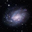 NGC 300 - Spiral Galaxy,                                Yovin Yahathugoda