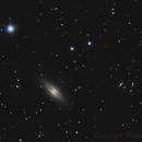 NGC7814 - Little Sombrero,                                Jason Guenzel