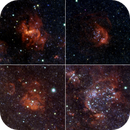 HII regions and stellar associations in the Andromeda Galaxy,                                Giuseppe Donatiello