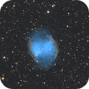 M27 - Dumbbell Nebula,                                Ahmet Kale