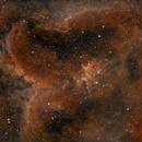 Mellote 15 - Heart Nebula,                                Starlancer