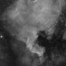 NGC 7000,                                ASTRONOMADE