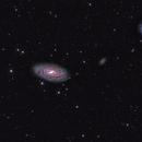 NGC 3593 – PGC 37256 – PGC 7164,                                Alex Woronow