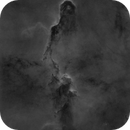 IC 1396A - Elephant´s trunk nebula - starless,                                Dagolaf