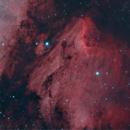IC 5070 (Pelican Nebula),                                jolind