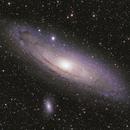 M31 - The Andromeda Galaxy,                                David Schlaudt