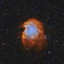 NGC 2174 (HOO - L-eNhance),                                mackiedlm