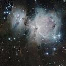 M42 from Bartlett Lake, AZ (Reprocessed),                                Arun H.