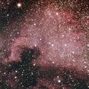 North American Nebula,                                Zensurgeon