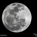 Full Moon - January 26, 2013,                                Gustavo Sánchez