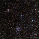 NGC 663,                                Scott