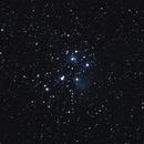 Messier 45,                                Spooky