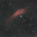 California nebula widefield,                                Janos Barabas