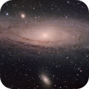 M31 C8 RASA 183MC mosaic,                                bobzeq25