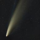Comet C/2020 F3 Neowise,                                Frank Breslawski