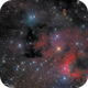 Cave Nebula SH2-155 and VdB155,                                -Amenophis-