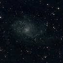 M33 - Triangulum Galaxy,                                Julien3146