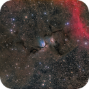 M78 from new set-up FSQ-106&G316200) @e-EYE (Spain),                                DDS_Observatory