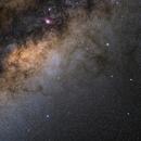 Sagittarius - Wide field,                                Thibault Sandre